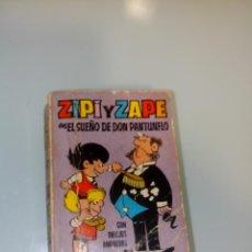 Tebeos: MINI INFANCIA ZIPI Y ZAPE 138 1ª EDICION 1972. Lote 46508330