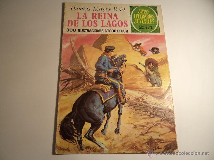 JOYAS LITERARIAS. Nº 61. BRUGUERA. (A-20) (Tebeos y Comics - Bruguera - Joyas Literarias)