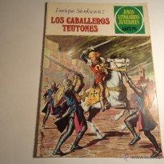 Tebeos: JOYAS LITERARIAS. Nº 63. BRUGUERA. (A-20). Lote 46527055
