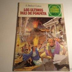 Tebeos: JOYAS LITERARIAS. Nº 25. BRUGUERA. (A-19). Lote 46527818