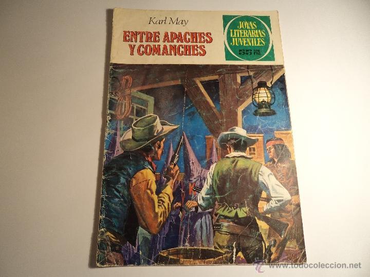 JOYAS LITERARIAS. Nº 36. BRUGUERA. (A-19) (Tebeos y Comics - Bruguera - Joyas Literarias)