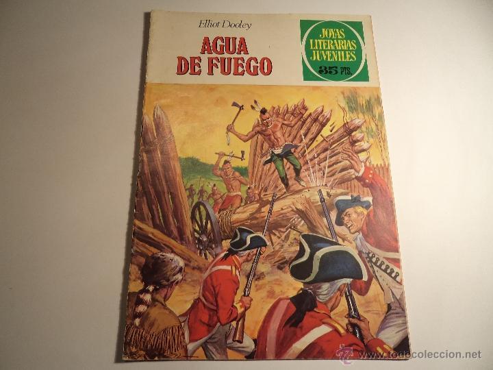 JOYAS LITERARIAS. Nº 51. BRUGUERA. (A-19) (Tebeos y Comics - Bruguera - Joyas Literarias)