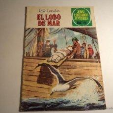 Tebeos: JOYAS LITERARIAS. Nº 155. BRUGUERA. (A-19). Lote 46528439