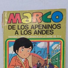 Tebeos: TEBEO COMIC- MARCO, DE LOS APENINOS A LOS ANDES. EDITORIAL BRUGUERA N. 6. Lote 46561426