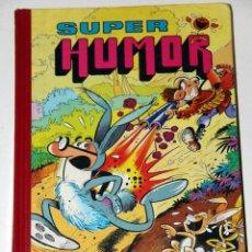 Tebeos: SUPER HUMOR MORTADELO Y FILEMON EDICIONES B 1987. Lote 46608482