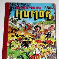 Tebeos: SUPER HUMOR MORTADELO Y FILEMON TOMO. Lote 46608510