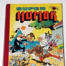 Tebeos: SUPER HUMOR MORTADELO Y FILEMON TOMO. Lote 46608528