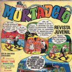 Tebeos: MORTADELO - AÑO II - Nº 8 - EDITORIAL BRUGUERA - AÑO 1971.. Lote 46624059