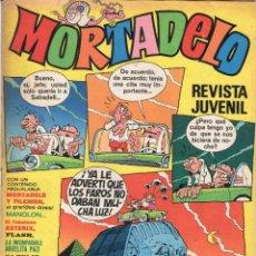 Tebeos: MORTADELO - AÑO II - Nº 7 - EDITORIAL BRUGUERA - AÑO 1971.. Lote 46624083