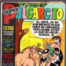 Tebeos: SUPER PULGARCITO,NÚMERO 6,AÑOS 70,ORIGINAL,BUEN ESTADO,BRUGUERA,ES EL TEBEO DE LA FOTO. Lote 46630999