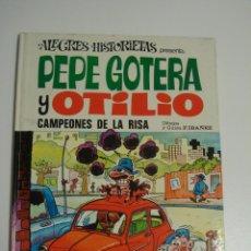 Tebeos: ALEGRES HISTORIETAS : PEPE GOTERA Y OTILIO Nº 14 CAMPEONES DE LA RISA DE EDITORIAL BRUGUERA 1971/72. Lote 46637269