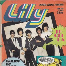 Tebeos: COMIC LILY Nº 989 . Lote 46648348