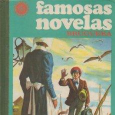 Tebeos: FAMOSAS NOVELAS VOL VI BRUGUERA 2ª EDICIÓN, 1981. Lote 46667254