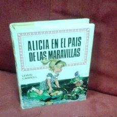 Tebeos: LEWIS CARROLL: ALICIA EN EL PAÍS DE LAS MARAVILLAS. HISTORIAS INFANTIL Nº 1. Lote 46750757