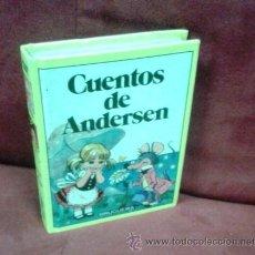 Tebeos: CUENTOS DE ANDERSEN. HISTORIAS INFANTIL Nº 20. Lote 46750837