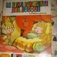 Tebeos: LLUVIA DE ESTRELLAS LA BELLA DURMIENTE DEL BOSQUE. Lote 92089143