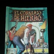 Tebeos: EL CORSARIO DE HIERRO Nº 65 CONJURA EN VENECIA, GRANDES AVENTURAS JUVENILES. BRUGUERA.. Lote 46769067