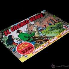 Tebeos: TEBEO EL COSACO VERDE Nº 129 CHUNG-SIN, SEÑOR DE LA GUERRA, ED. BRUGUERA. ORIGINAL 1962. SIN USO!. Lote 46771005