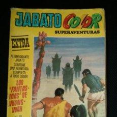 Tebeos: JABATO Nº 19 - LOS FANTASMAS DE WONG-WAH - 2ª EPOCA. Lote 46771150