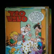 Tebeos: TIO VIVO EXTRA PRIMAVERA 1970. BRUGUERA. 15 PTS. MUY DIFÍCIL!!! . Lote 46913114