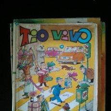 Tebeos: TIO VIVO EXTRA DE NAVIDAD 1977. BRUGUERA. MUY DIFICIL!!. Lote 46913160
