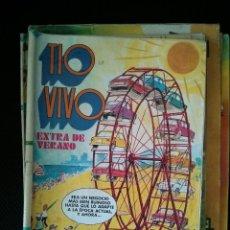 Tebeos: TIO VIVO EXTRA VERANO 1979. BRUGUERA 75 PTS. MUY DIFICIL!!. Lote 46913189