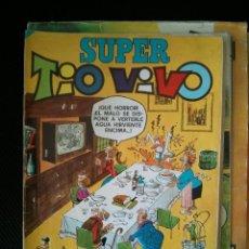 Tebeos: SUPER TIO VIVO BRUGUERA 30 PTS.. Lote 46913203