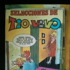 Tebeos: SELECCIONES DE TIO VIVO BRUGUERA. Lote 46913212