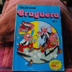 Tebeos: SELECCION BRUGUERA Nº 1 LEER LOS TEBEOS QUE CONTIENE MIRA MAS TEBEOS EN MI TIENDA . Lote 46925314