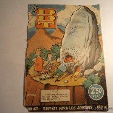 BDs: EL DDT. Nº 429. BRUGUERA. DE REGALO CON LA COMPRA DE OTRO (Z-1).. Lote 46928902