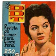 Tebeos: DDT. Nº 394. AÑO VIII. 1958. . Lote 46957760