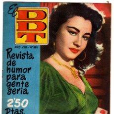 Tebeos: DDT. Nº 388. AÑO VIII. 1958.. Lote 46958528
