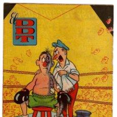 Tebeos: DDT. Nº 298. AÑO VI. 1957.. Lote 151430362