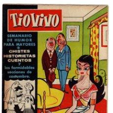 Tebeos: TIO VIVO. Nº 48. AÑO II. 1958.. Lote 46959872