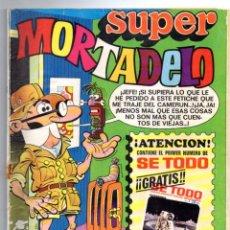 Tebeos: SUPER MORTADELO. Nº 24. AÑO III. 1974.. Lote 46970380