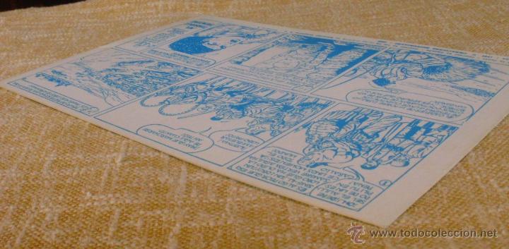Tebeos: El Cosaco Verde, Super Aventuras, Número 282, ¡Los bandidos Kurdos!, año 1960, Editorial Bruguera - Foto 3 - 46985147