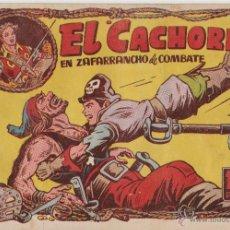 Tebeos: EL CACHRRO Nº 100 ORIGINAL. Lote 46992474