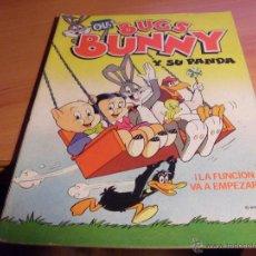 Tebeos: BUGS BUNNY Y SU PANDA Nº 1 OLE PRIMERA EDICION (COIB45). Lote 46998393