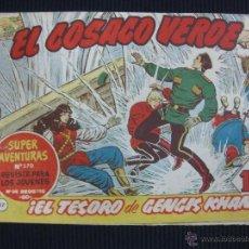 Tebeos: EL COSACO VERDE Nº 97. BRUGUERA. 0RIGINAL.. Lote 236215495