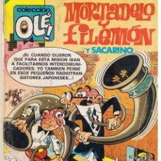 Tebeos: OLÉ!. Nº 282. MORTADELO Y FILEMÓN. BRUGUERA 1ª EDC. 1983..(ST/A11). Lote 47056798