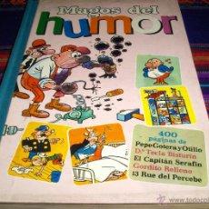 Tebeos: MAGOS DEL HUMOR II 2. BRUGUERA 1971 MBE Y DIFÍCIL REGALO Nº III 3. GORDITO RELLENO CAPITÁN SERAFÍN... Lote 75071458