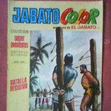Tebeos: JABATO COLOR Nº 1482 BRUGUERA. Lote 47104690