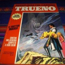 Tebeos: TRUENO COLOR EXTRA ALBUM ROJO Nº 5 EL DOCTOR MÁGICO. BRUGUERA 1970. BUEN ESTADO.. Lote 47142705