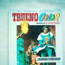 Tebeos: GENUINO TRUENO COLOR Nº 6 EDICIONES B 2012 AMBROS. Lote 47245812