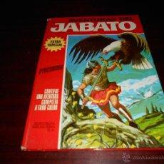 Tebeos: AVENTURAS DEL JABATO 3 , EXTRA ESPECIAL , EDT BRUGUERA 1970. Lote 47258261