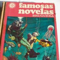 Tebeos: FAMOSAS NOVELAS BRUGUERA. 3900 ILUSTRACIONES A TODO COLOR. VOL 1. EST1B1. Lote 58087077