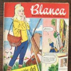 Tebeos: BLANCA 40 REVISTA JUVENIL FEMENINA BRUGUERA 1961. Lote 47319990