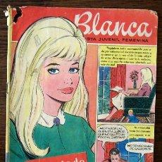 Tebeos: BLANCA 4 REVISTA JUVENIL FEMENINA BRUGUERA 1961. Lote 47320025