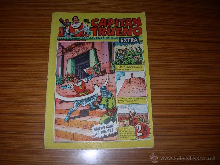 EL CAPITAN TRUENO EXTRA Nº 28 DE BRUGUERA (Tebeos y Comics - Bruguera - Capitán Trueno)