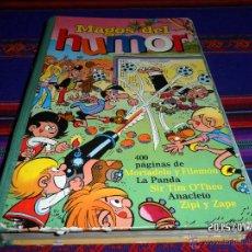 Tebeos: MAGOS DEL HUMOR Nº XIV. BRUGUERA 1973. LA PANDA, SIR TIM O'THEO, ANACLETO, ZIPI Y ZAPE, MORTADELO.... Lote 47343134